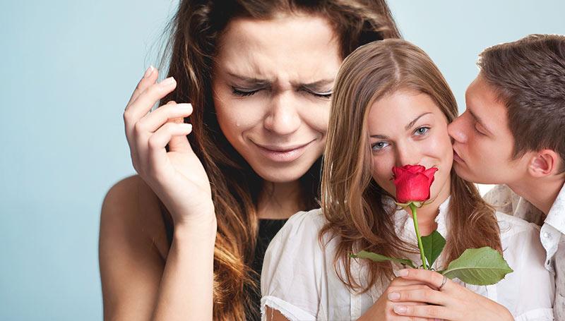 Почему женщины выбирают женатых мужчин