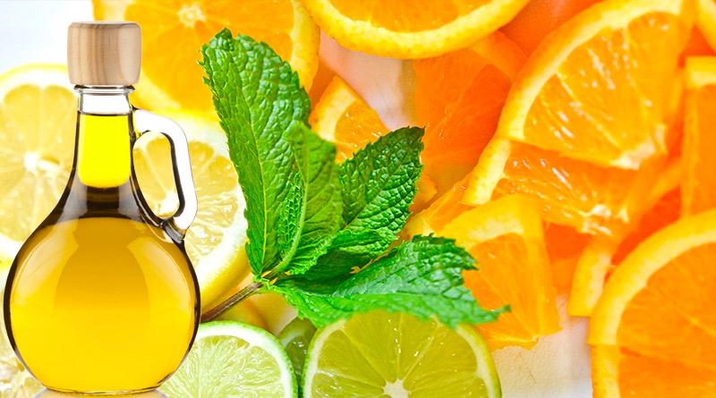 Аромат апельсина и лимона