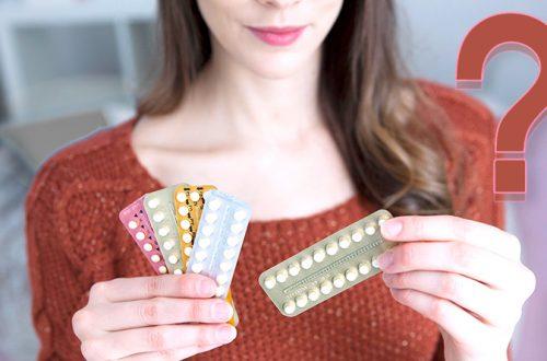 Прием оральных контрацептивов