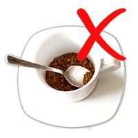 растворимый кофе вызывает целлюлит