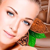 Польза шоколада для лица