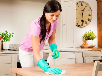 Самые популярные ошибки при уборке