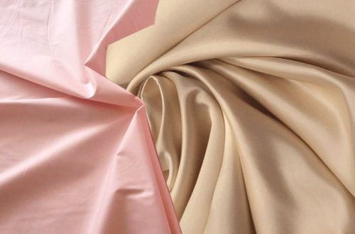 Лучшие ткани для постельного белья