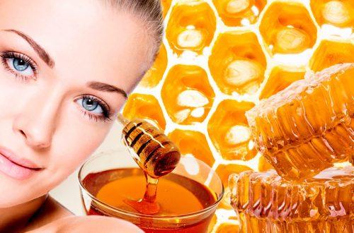 Мёд в косметологии