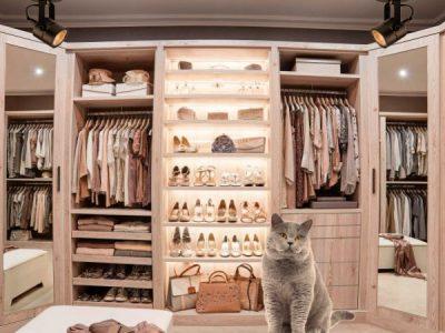 идеальный гардероб.