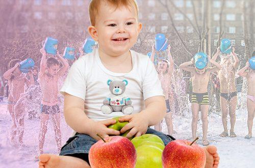 Причины частых болезней ребенка